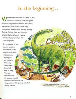 Meet Wilbursaurus Junior O.W (Order