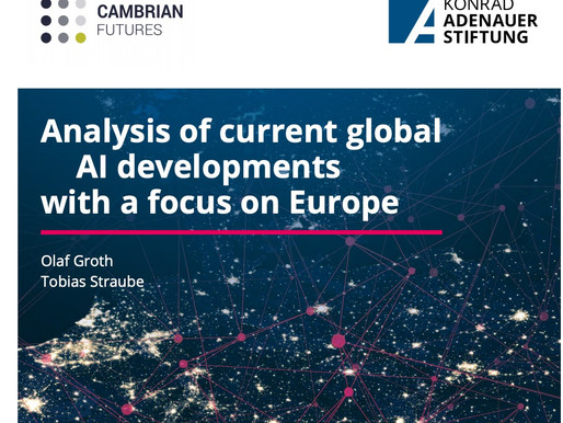 Analysis of current globalAI developments with a focus on Europe