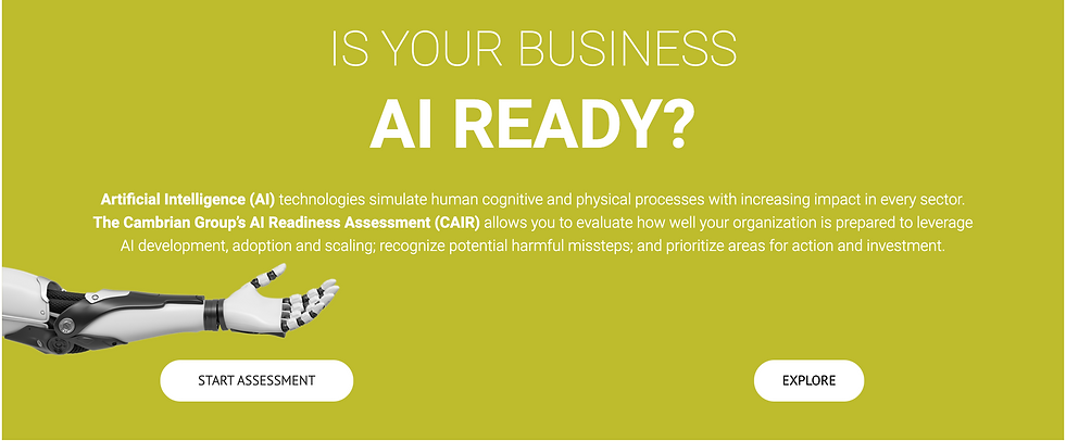 Cambrian Company AI Readiness Assessment