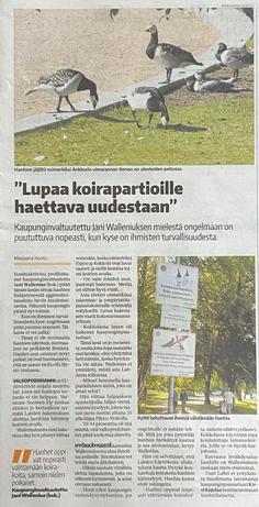 Uusi-Lahti lehti 19.8.2020