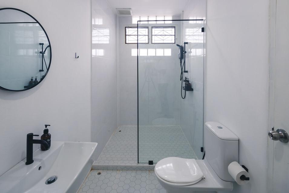 Deluxe Double Bedroom - Private Bathroom