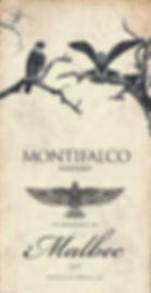 Montifalco Vineyard Malbec