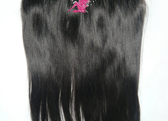 Princess Silky Straight Lace Frontal