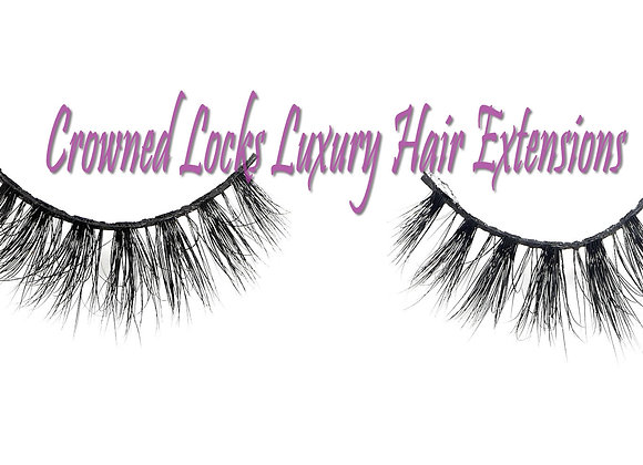 Queen of Sheba 3D Mink Lashes