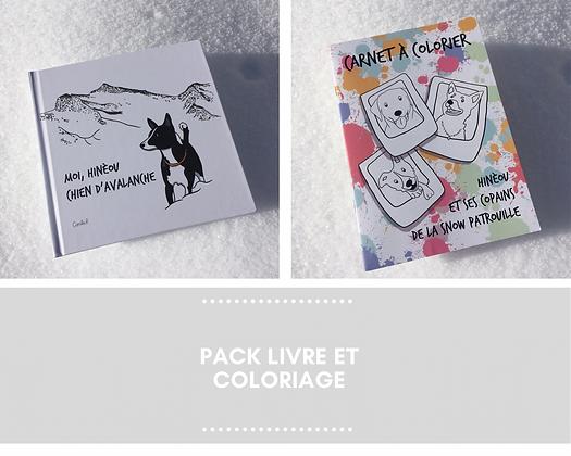 Pack HINÈOU