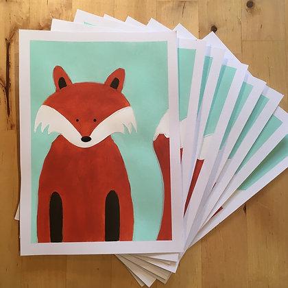 Foxy le renard