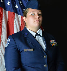 Corp Commander C/Maj. Sophie Cloat