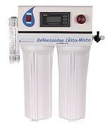 Deionizador de água - com Alarme