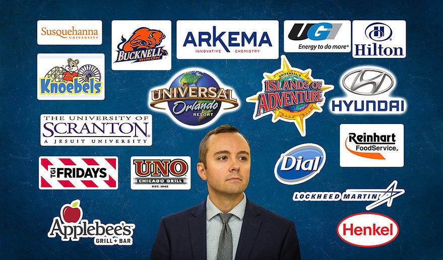 Pennsylvania Magician Corporate Clients