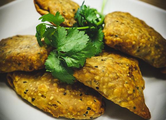 Samosas (ready to cook)