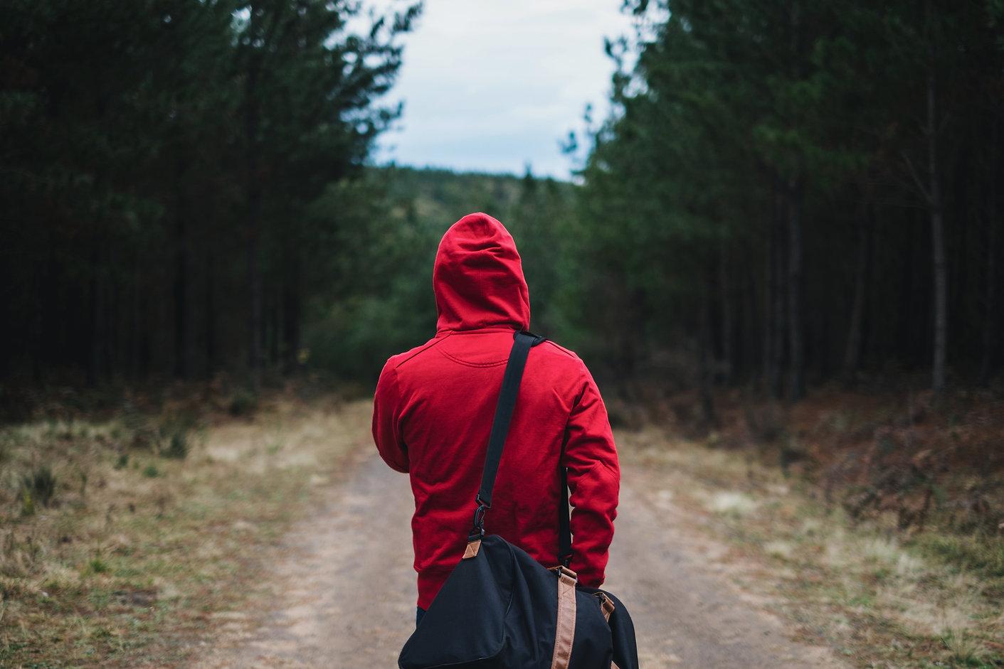 viajero solitario
