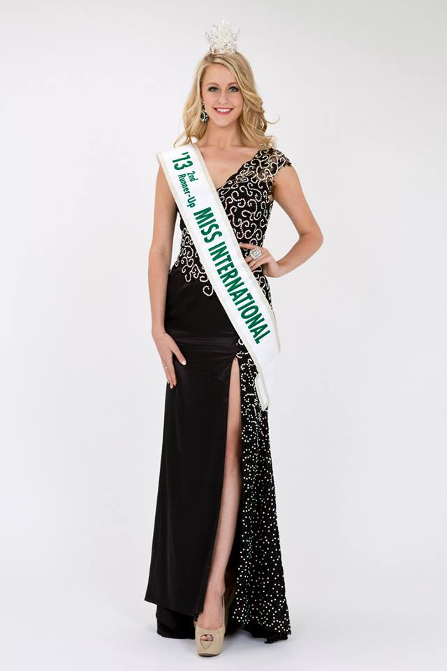 Official Miss International 2nd RU