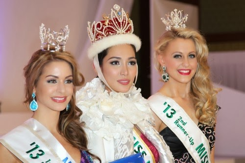 Miss International Top 3 – Japan