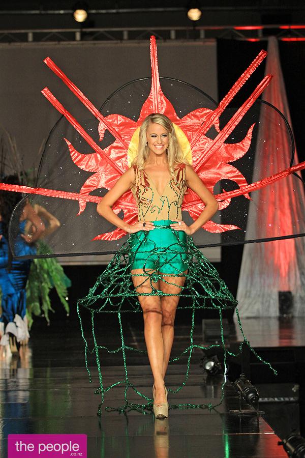 National Costume – Miss World NZ