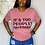 """Thumbnail: """"Too Peopley"""" Graphic Tee"""