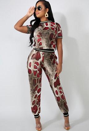 Venom pants set