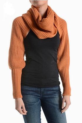 Multi way wrap sweater