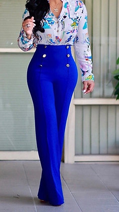 Vintage style trouser pants