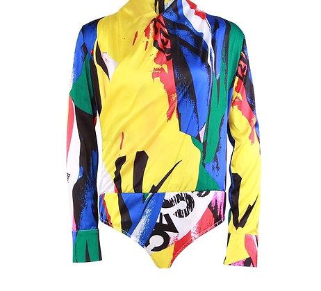 In Living Color bodysuit