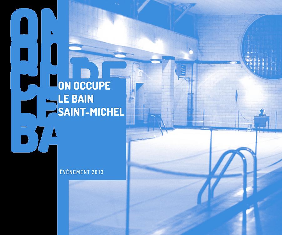 Bain Saint-Michel - Appel de projets 2013