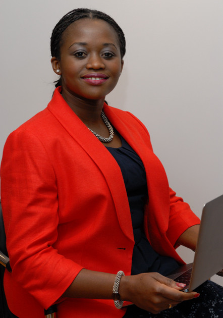 Faith Ruto working remotely to serve clients globally
