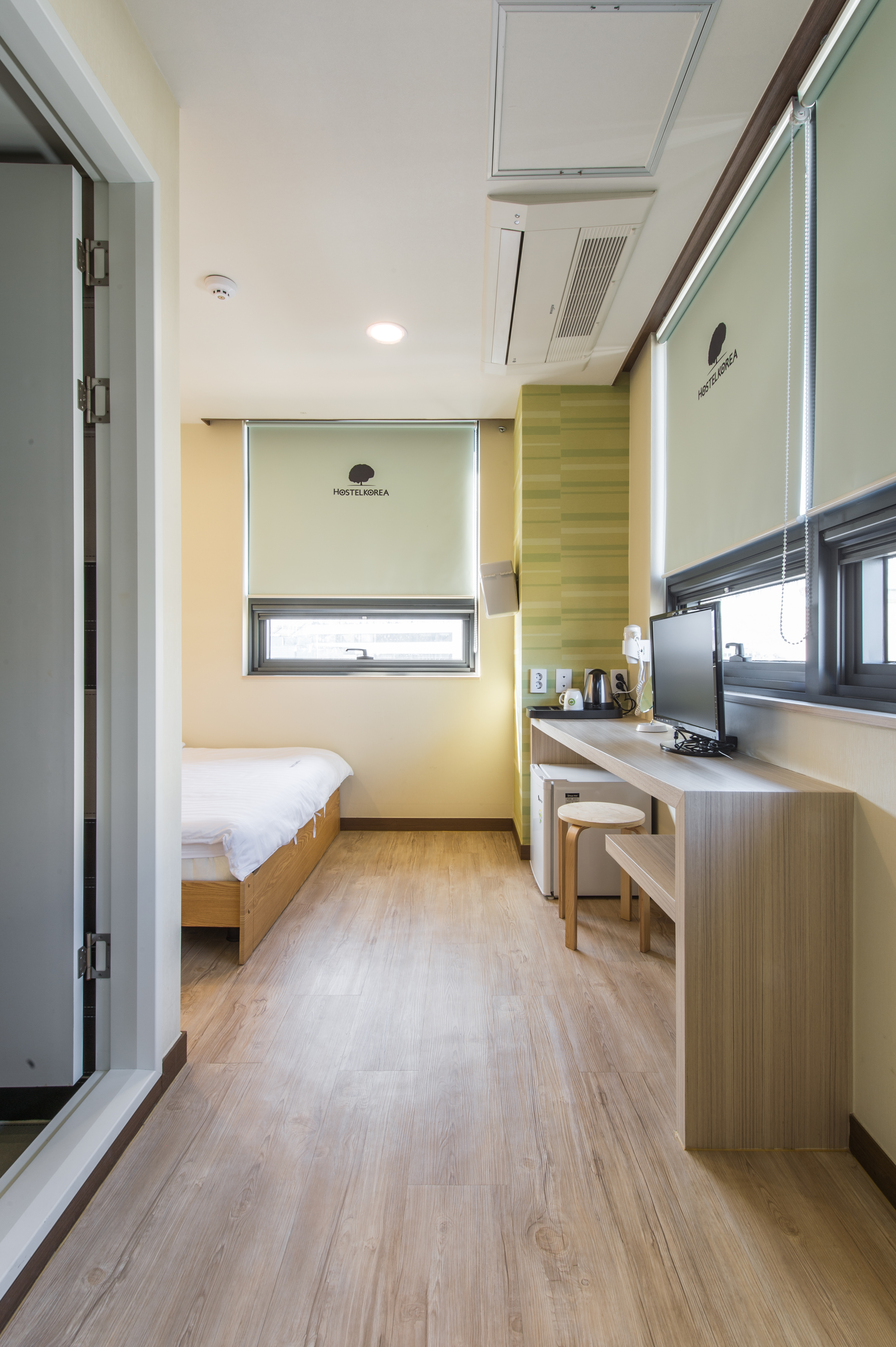 Single B / Double Room