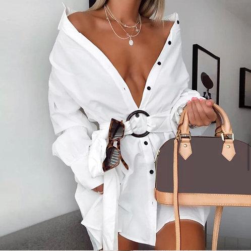 Amanda Shirt Casual Dress