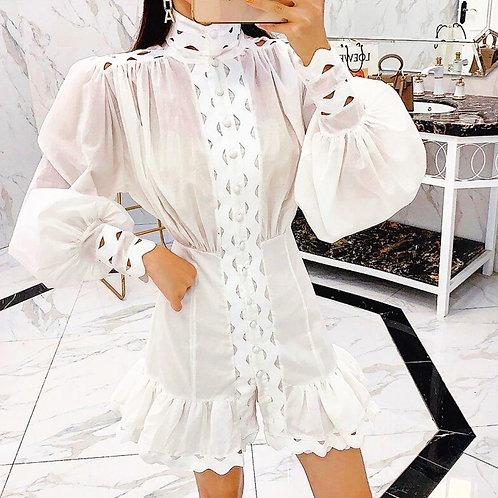 Karen Embroidery Dress