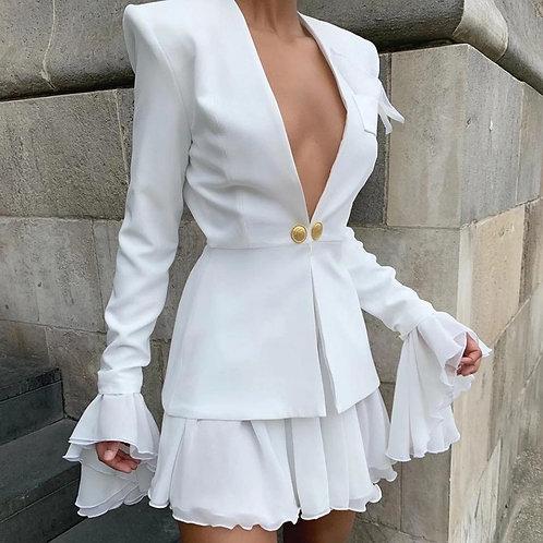 Dona Blazer Dress