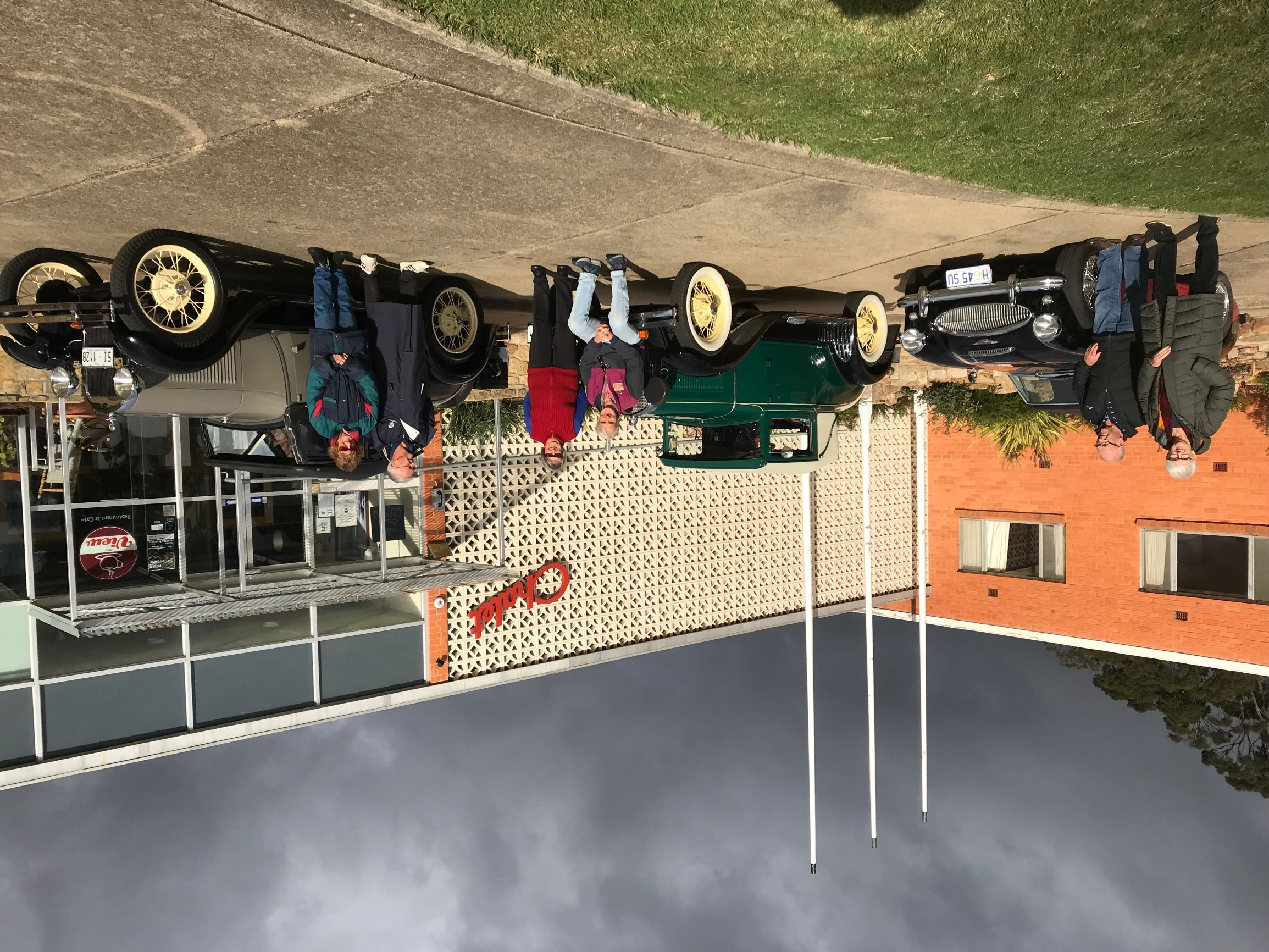 Veteran Car Club May 2019