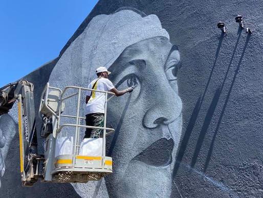 Insane beautiful art, Cape Town
