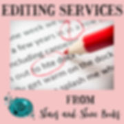 Editing Services from Stars and Stone Books