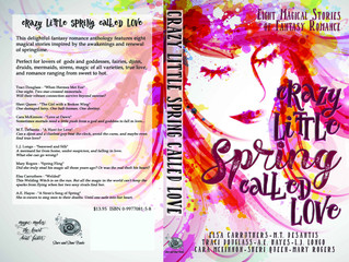 Crazy Little Spring Called Love Blog Tour