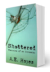 Shattered: Memoirs of an Amnesiac by A.E. Hayes