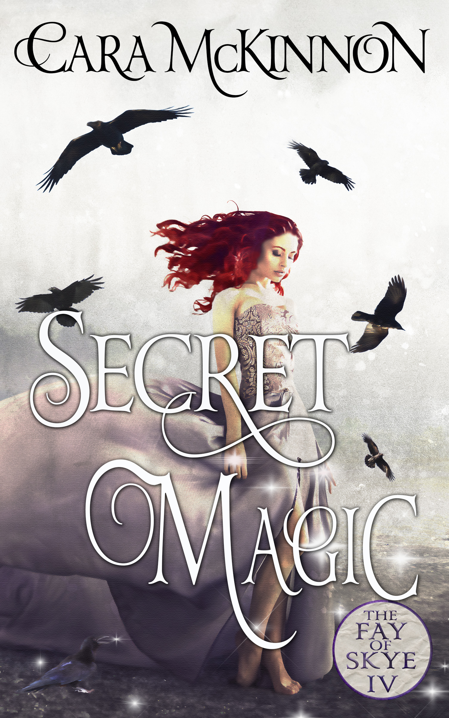 Secret Magic (The Fay of Skye 4)