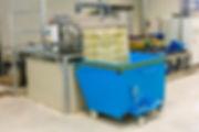 Doekfilter van ECOfilter vervangt zandfilter en ZAF filter om drainwater te filteren in de glastuinbouw