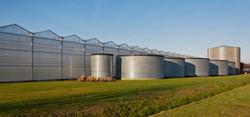 Water silo glastuinbouw 2