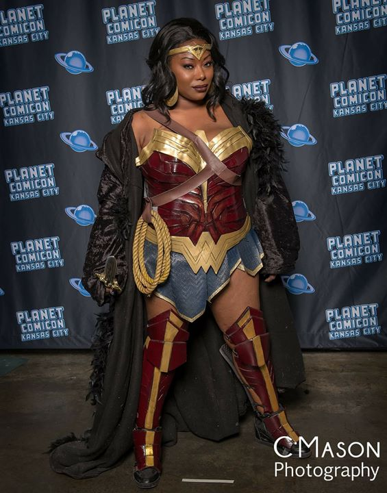 Wonder Woman, Planet Comicon 2018