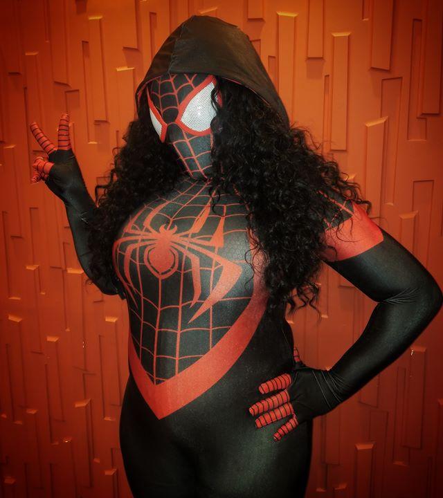 SpiderGirl, spring 2018