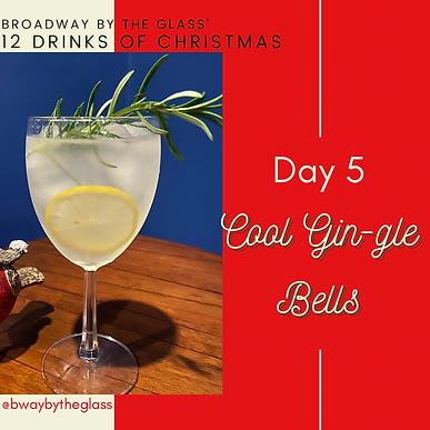 Cool Gin-gle Bells