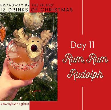 Rum, Rum Rudolph