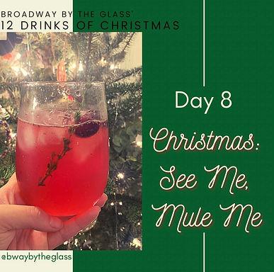 Christmas: See Me, Mule Me