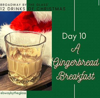 A Gingerbread Breakfast