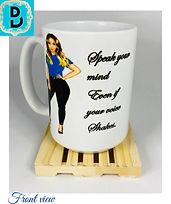 Speak Mug