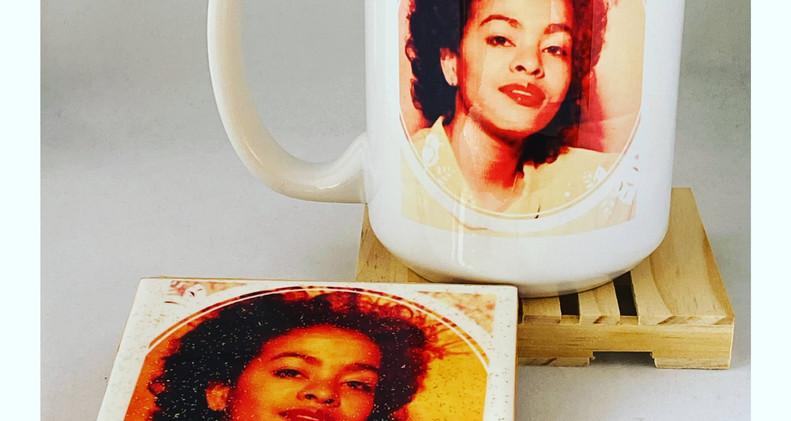 Personalized Mug Vintage Style