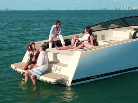 BOAT RENTAL IN MIAMI - A FANTASTIC WAY TO PLAN A BOAT PARTY