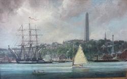 u.S.S. Constitution, Boston 10x18