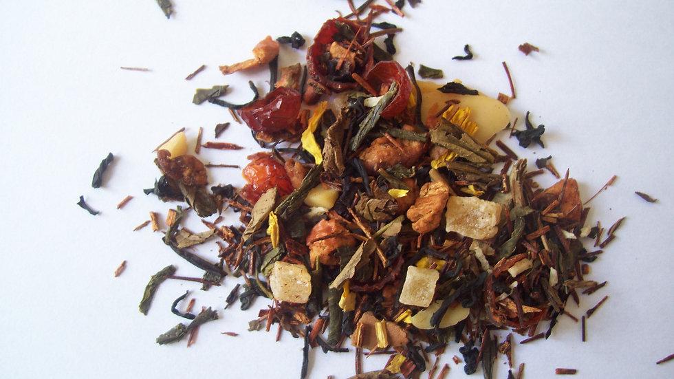 Thé d'automne