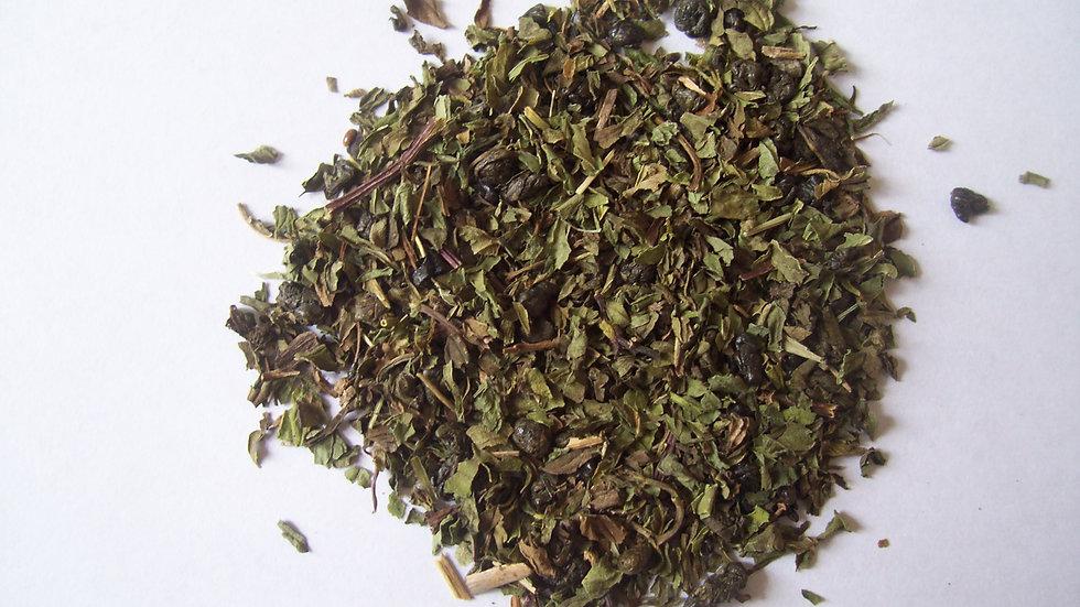 Thé vert Menthe Maroc verte