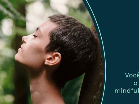 Você sabe o que é mindfulness?